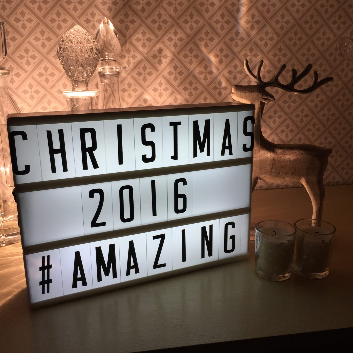 What I got up to this Christmas!