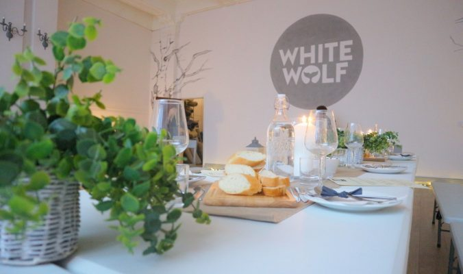White Wolf Yoga and Kitchen