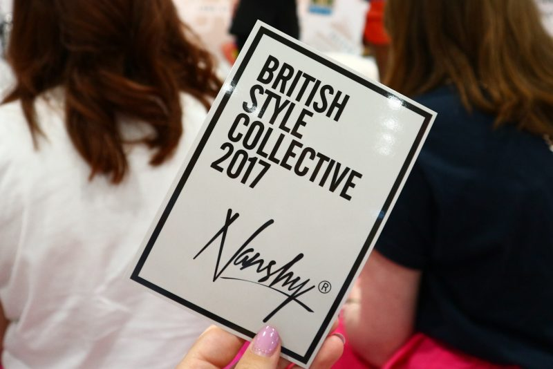 Nanshy at The British Style Collective