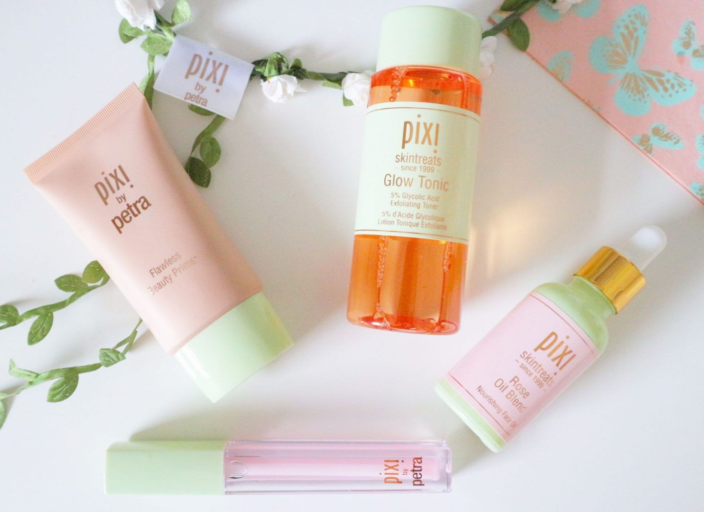 Pixi Beauty Skincare Review