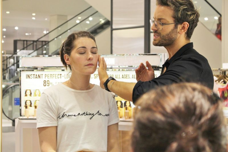 Skin cleansing time from Charlotte Tilbury