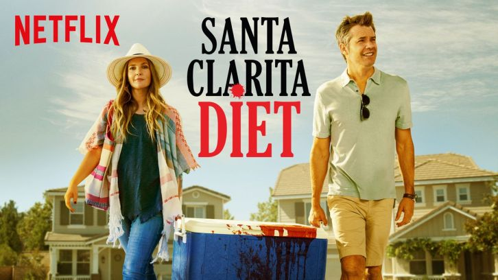 The Santa Clarita Diet Netflix