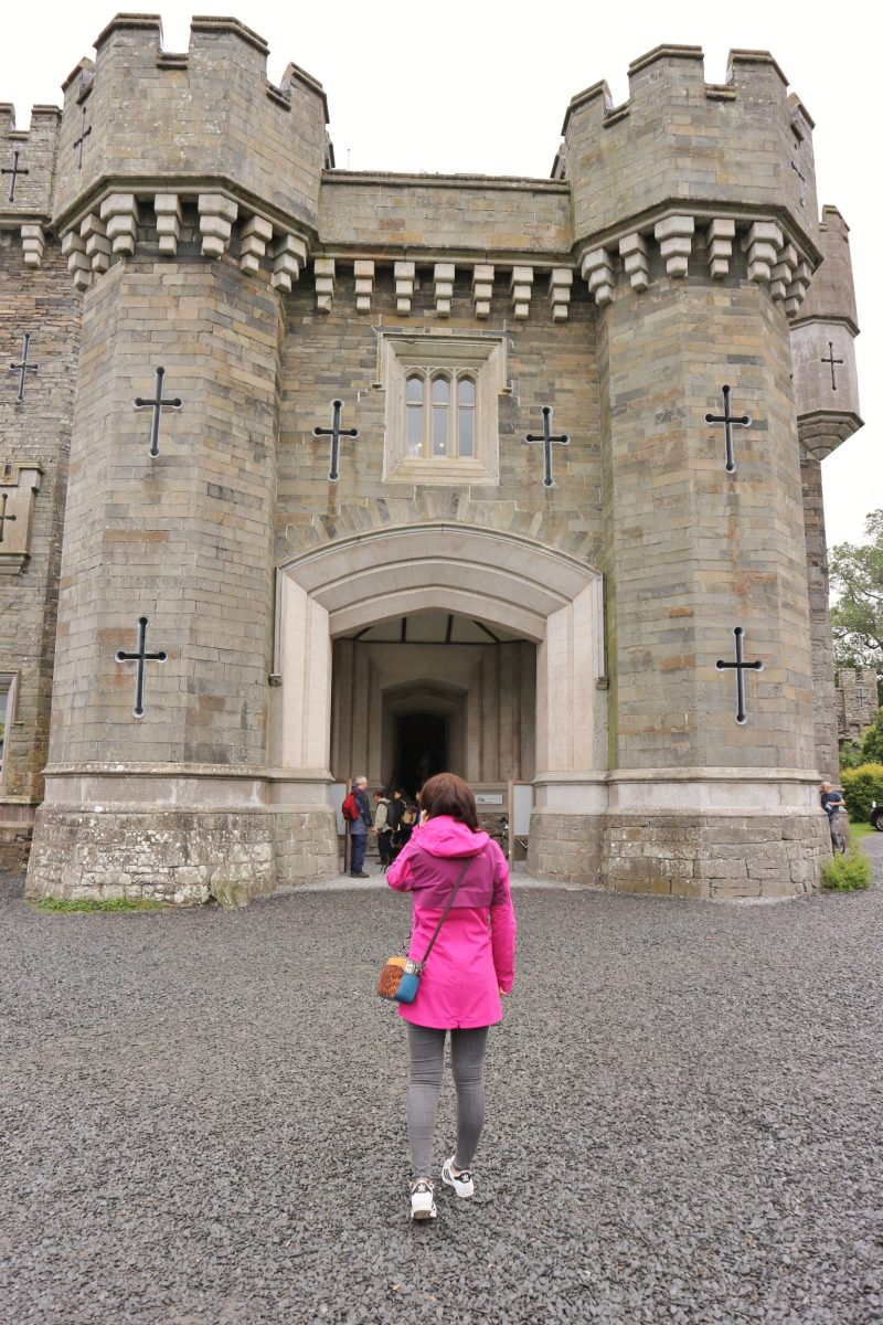 Wray Castle, Windemere. 1 Night Stay Blog.