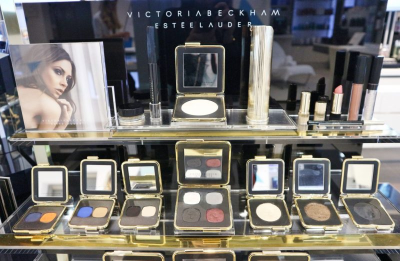 The full VBxEsteeLauder collection.