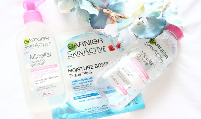 Garnier Skincare Review