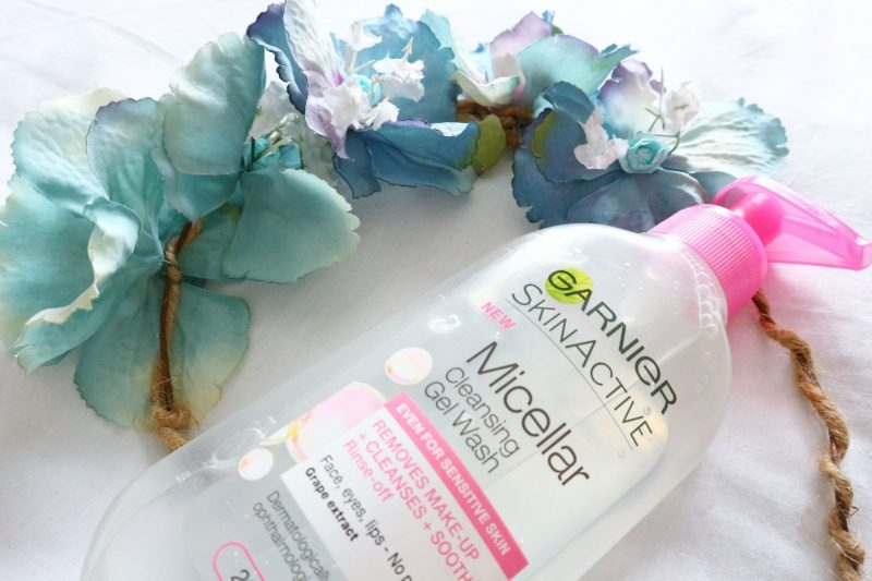 Garnier Micellar Gel Face Wash