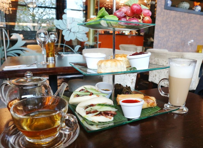 Chaophraya Afternoon Tea