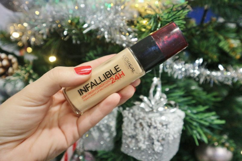 L'Oreal Infallible Foundation. T J Hughes