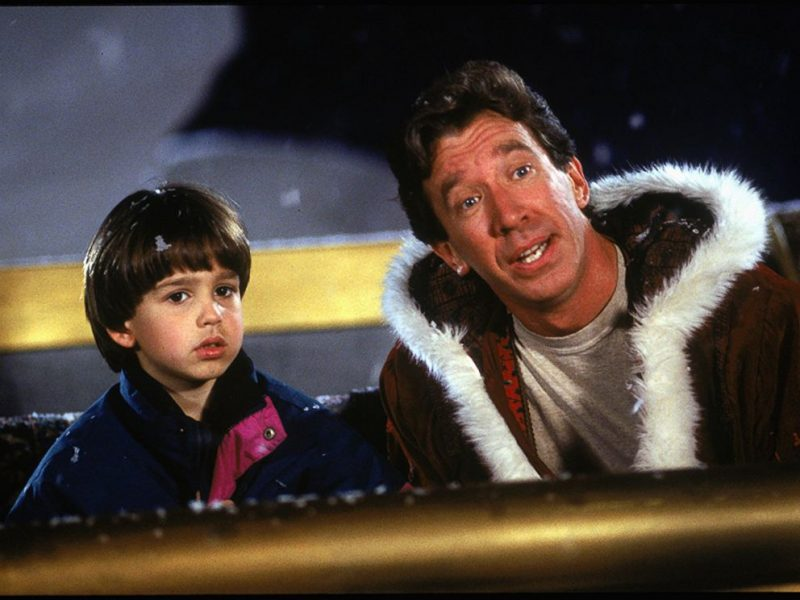 The Santa Clause. Tim Allen. Film Blog. Christmas Comedy Films.