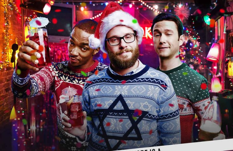 The Night Before. Christmas Comedy Films. Film Blog UK.