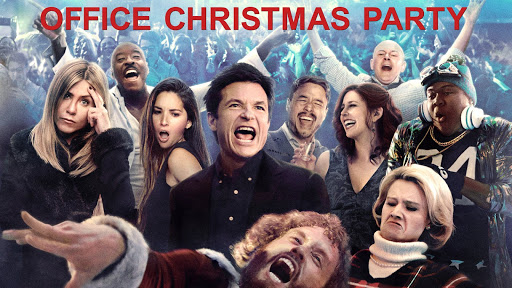 Office Christmas Party. Christmas Comedy Films. Film Blog UK.