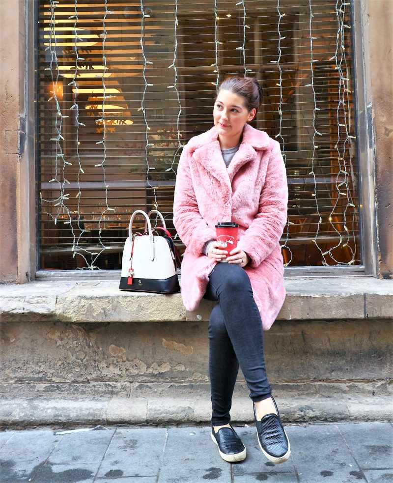 Winter Style. Very Faux Fur. Winter Coat. Lifestyle Blogger.