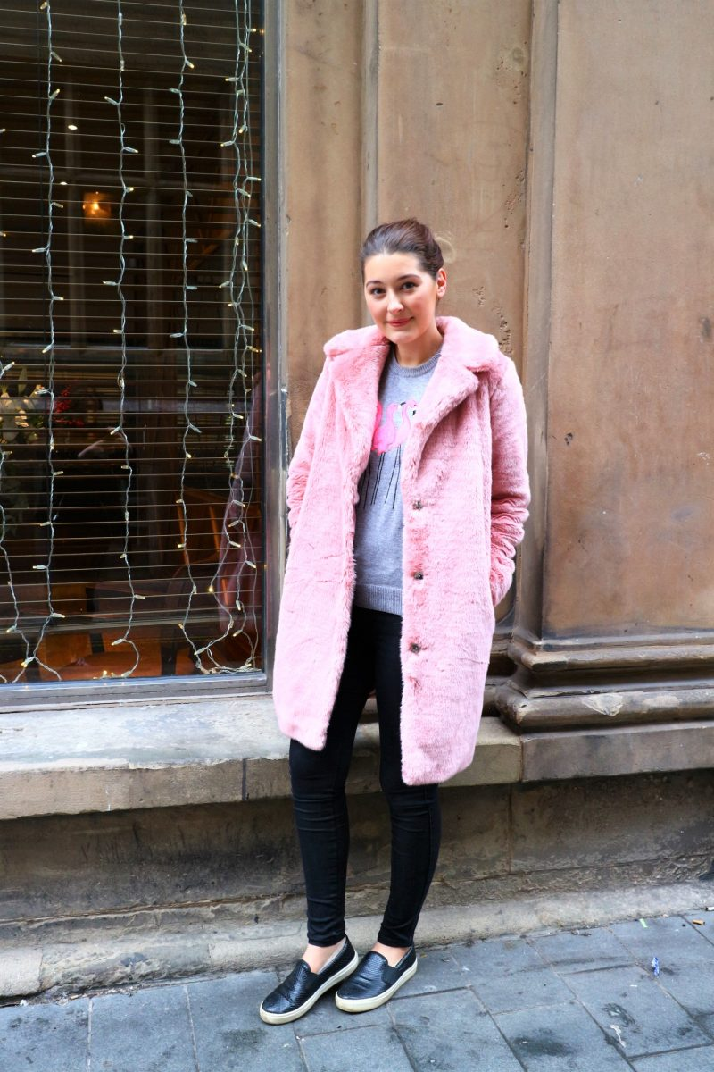 Very Coat. Faux Fur. Winter Style. Winter Coat. Lifestyle Blogger.