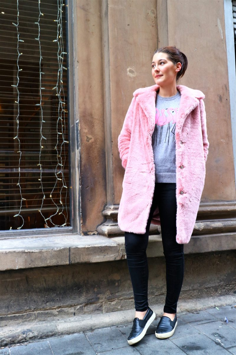 Very Faux Fur Coat. Lifestyle Blogger. Winter Style. Winter Coats.