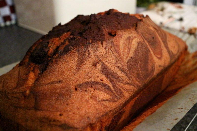 Marble Cake. Chocolate Orange Loaf Cake. Baking