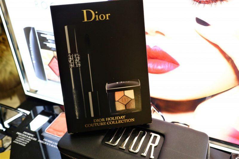 Dior Christmas Gift. Dior Beauty. Beauty Blogger.