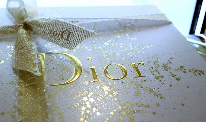 A Dior Christmas. Beauty Blogger. UK Blogger.