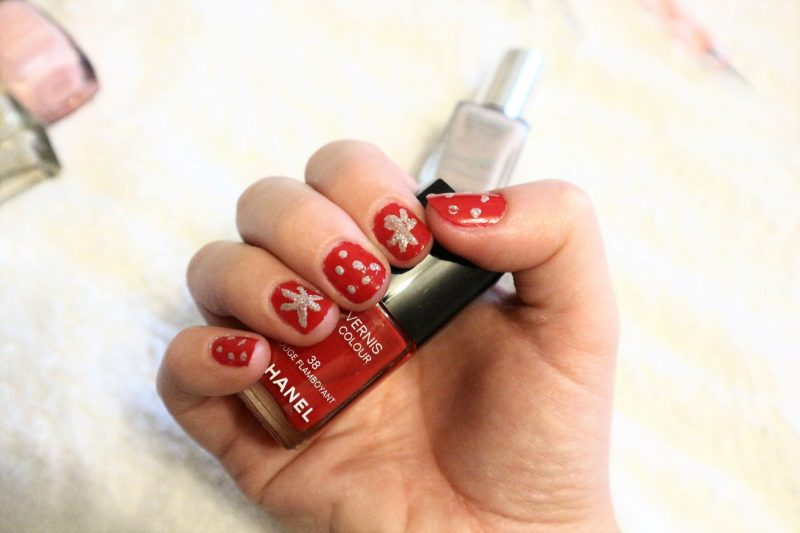 Nail Design Ideas. Festive Nails. Christmas Nail Ideas. UK Blogger.