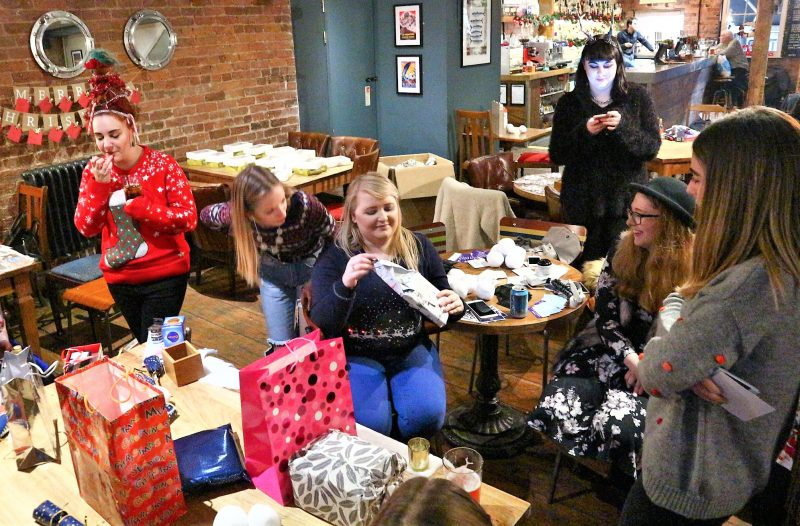 Secret Santa. CarnLival. Liverpool Bloggers.