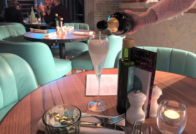 Gino D'Acampo My Restaurant Liverpool. Gino's Review. Restaurant Review. Liverpool Blogger. UK Blogger. Lifestyle Blogger.