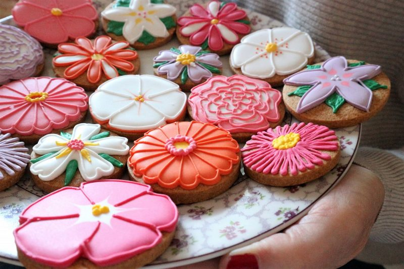 Mother's Day Gift Ideas. The Biscuiteers. Mother's Day. UK Blogger. Lifestyle Blogger.