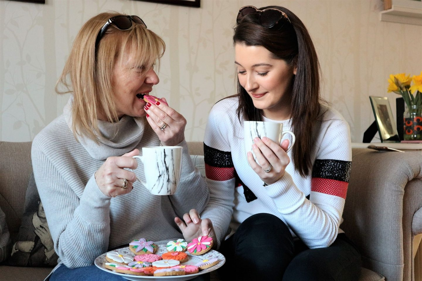 Mother's Day Gift Ideas from the Biscuiteers. Plus What My Mum Means To Me!