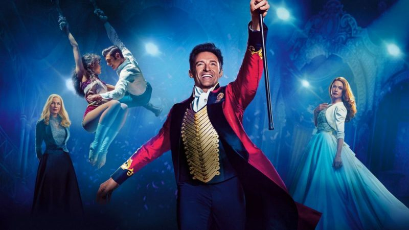 The Greatest Showman. Film Review. Film Blog UK