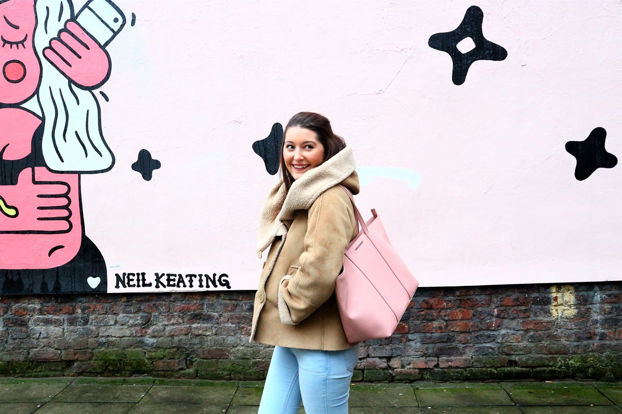 UK Blogger. Lifestyle Blogger. Stress Relief Advice. Liverpool Life. Karl Lagerfeld Bag. Street Style Fashion.
