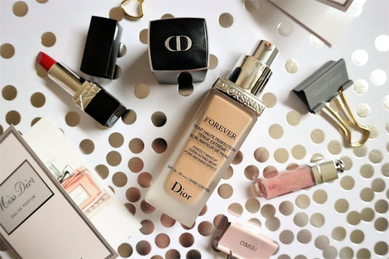 Dior Make Up. Dior Beauty. Diorskin Forever Foundation. Beauty Blogger. UK Blog.
