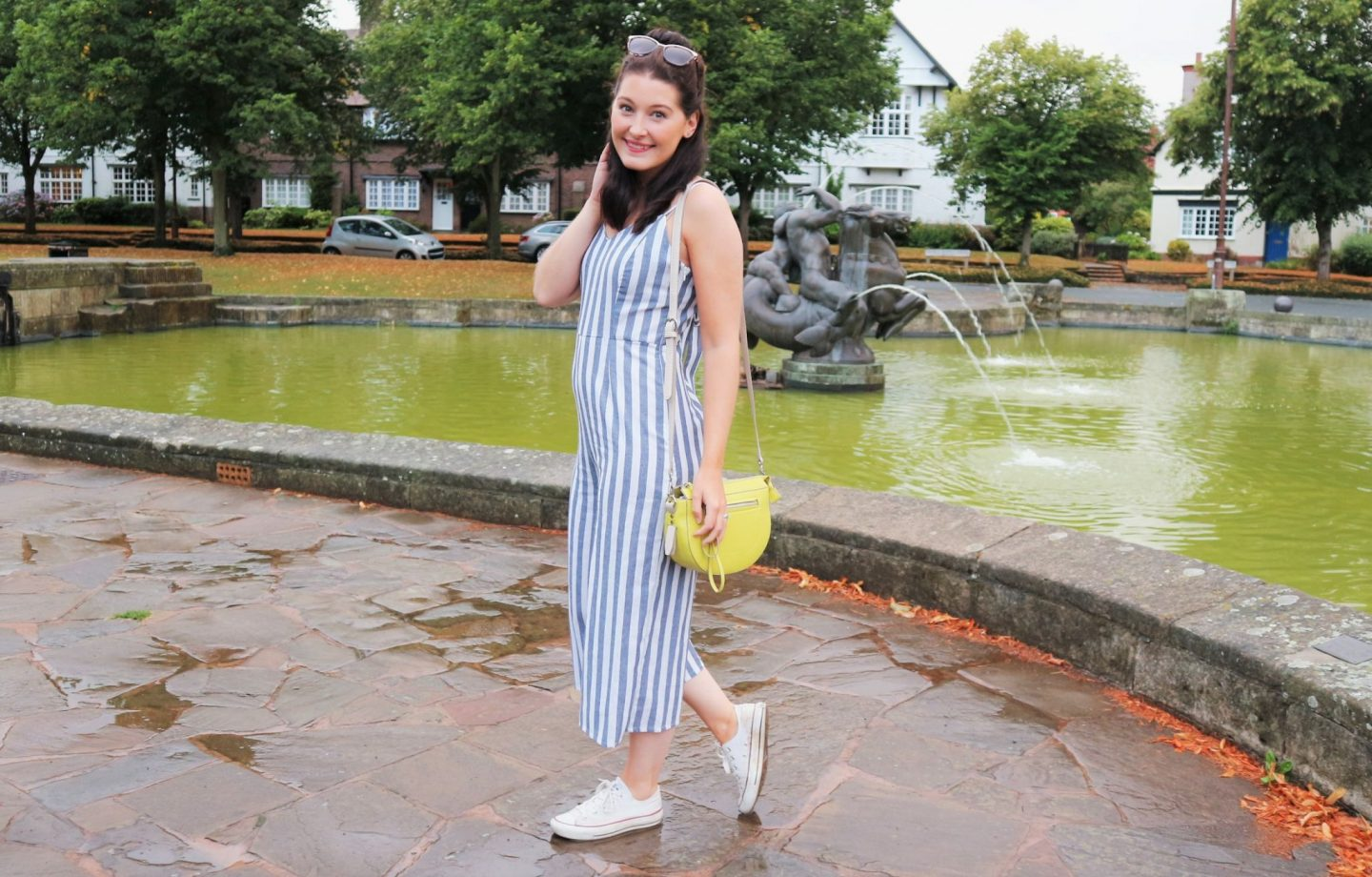 Styling a Jumpsuit for Day and Night