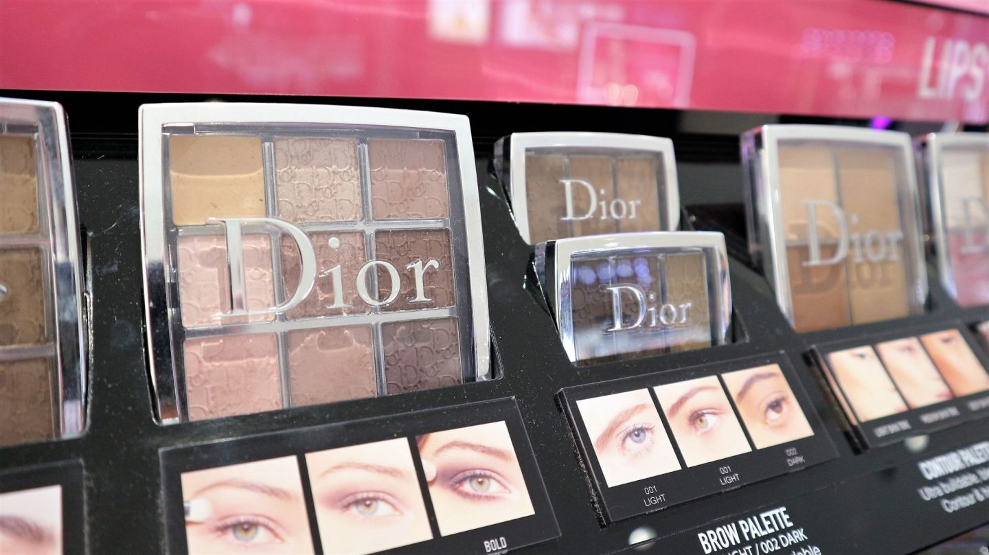 Dior Backstage Collection. Dior Make Up. Beauty Blogger. UK Blogger. Make Up Inspiration.