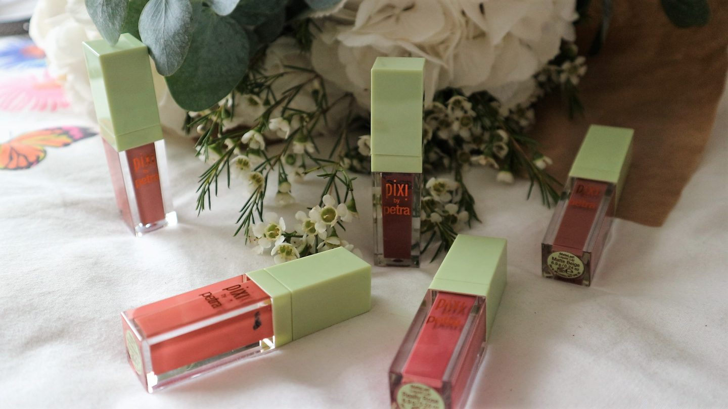 Pixi Beauty. Pixi Beauty Liquid Lip. Lipstick Love. Beauty Blog.