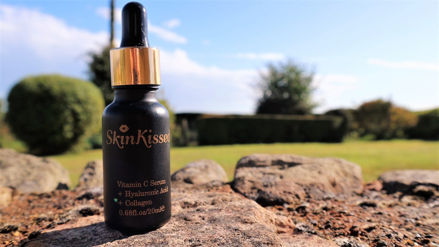 SkinKissed Vitamin C Serum Review