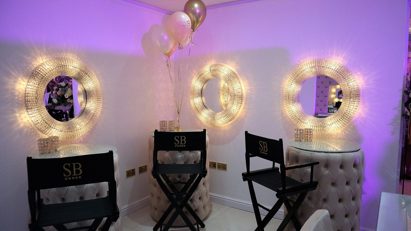 Scarlet Belle Salon and Dolly Daydreams Opens In Liverpool