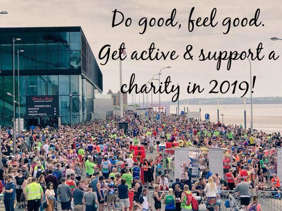 Active Charity Events We Can All Get Involved In | Ad