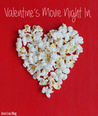 Valentine's Movie Night In