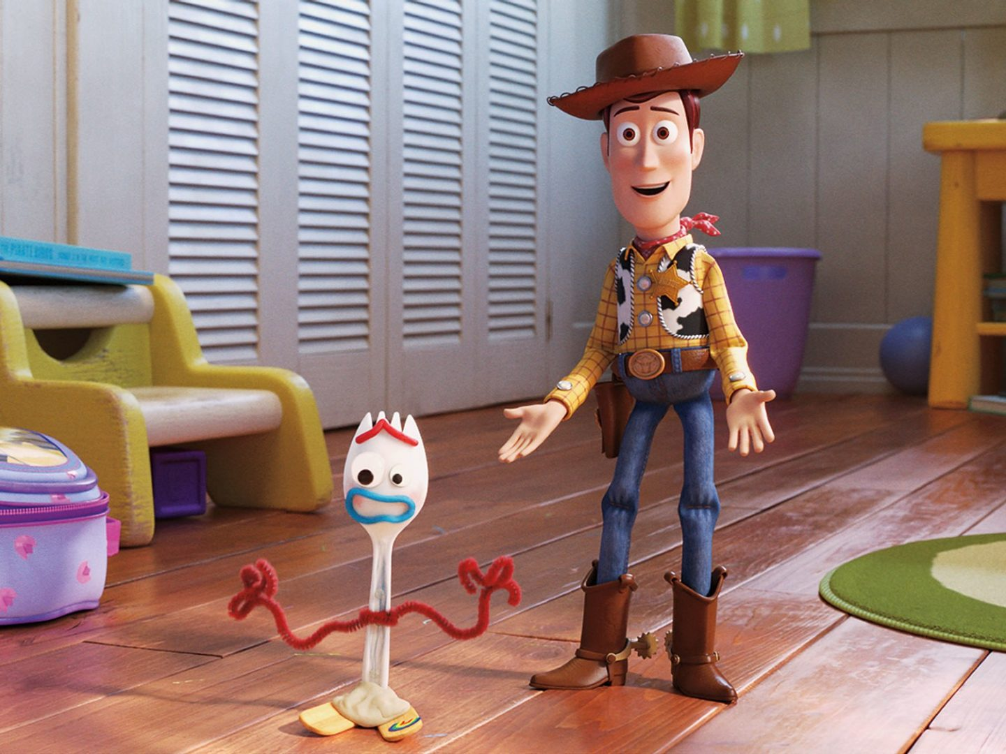 Toy Story 4. Weekend Watch List. Film Blog. UK Blogger.