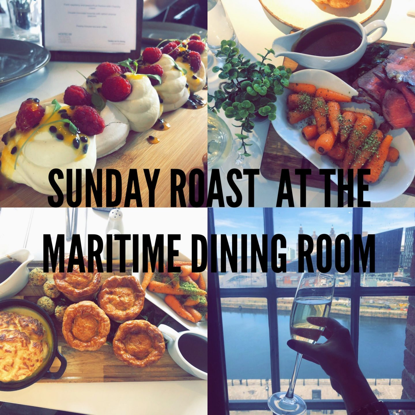 A Sunday Roast at the Maritime Dining Room