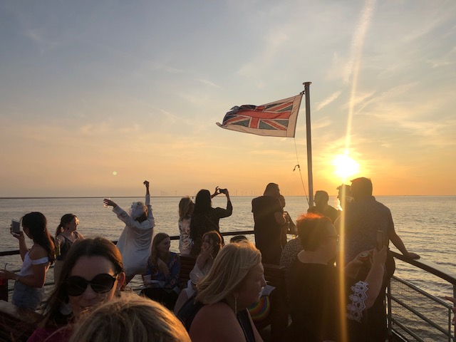 ABBA Themed Mersey Ferry Cruise