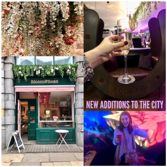 New Additions to Liverpool's Day and Night Life