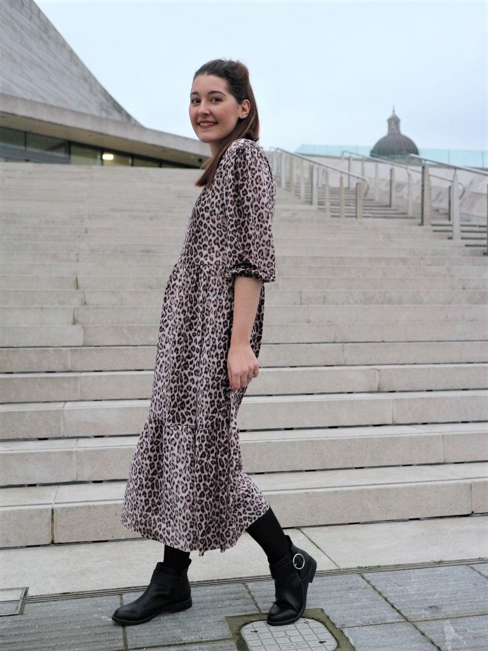 New Year. New Resolutions. Making Plans for 2020. Leopard Print Love. Leopard Lovers. Casual Style. Lifestyle blog.