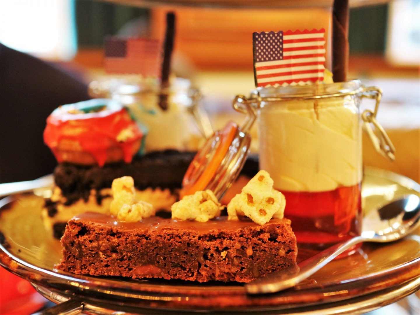 American Style Afternoon Tea at NYL, Liverpool