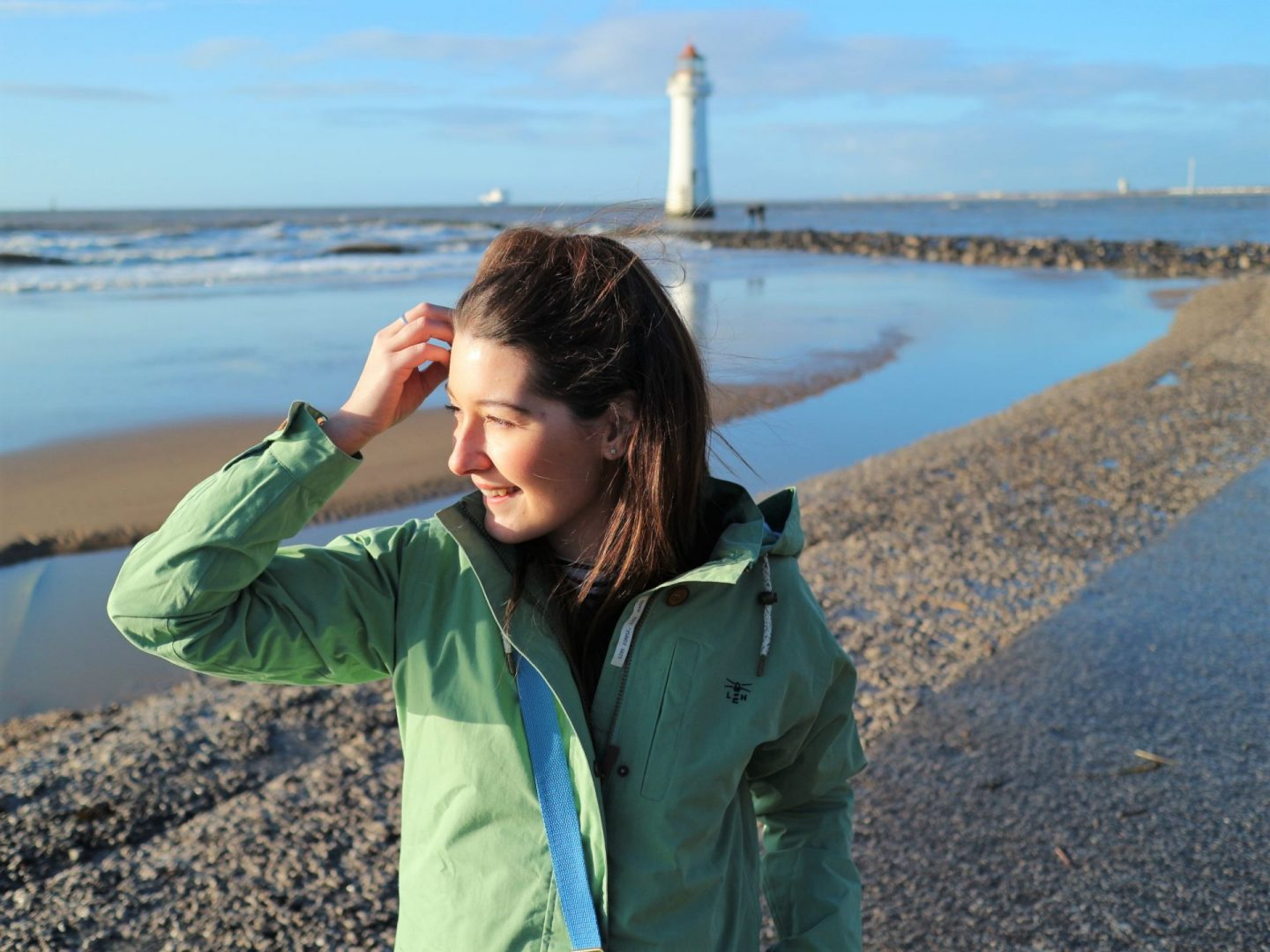 Lighthouse Clothing. Spring Style. By the coast. Beach Style. UK Coastline. UK Blogger.