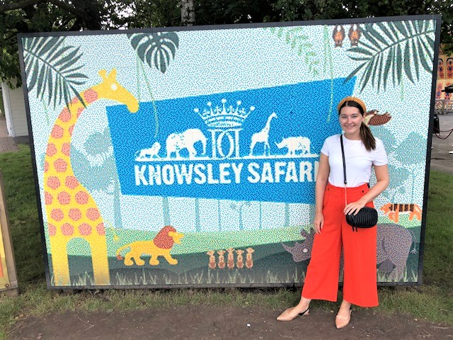 A Day Out At Knowsley Safari Park